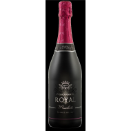 Fellinger Royal Moschato 0,00% Halal Rose (Vegan)